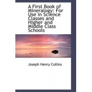 A First Book of Mineralogy by Joseph Henry Collins