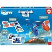 Superpack 4 En 1 Dory ( Catégorie : Jeu Éducatif )