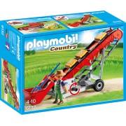 PLAYMOBIL - TRANSPORTOR PENTRU BALOTI DE FAN (PM6132)