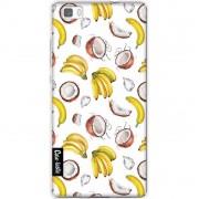 Casetastic Softcover Huawei P8 Lite Banana Coco Mania