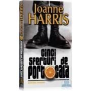 Cinci sferturi de portocala - Joanne Harris