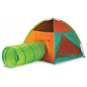 Pacific Play Tents Kids Hide Me Dome Tent & Crawl Tunnel Combo for Indoor / Outdoor Fun