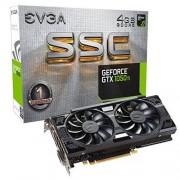 EVGA 04G-P4-6255-KR Cartes graphiques Nvidia GTX 1050 Ti 1480 MHZ 4 Go PCI Express