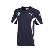 BMW Motorsport Koszulka t-shirt męska granatowa Team BMW Motorsport 2015
