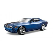 MAISTO 36138 - Dodge Challenger Concept, Scala 1:18, Colori Assortiti