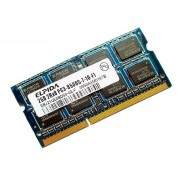 MEMORIE LAPTOP Elpida 2GB 1Rx8 PC3-8500S-7-10-F1 DDR3