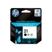 Cartus inkjet original HP C9351AE 21 BLACK
