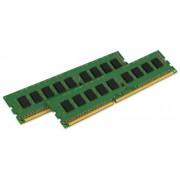 Kingston KVR13N9S8HK2/8 Memoria RAM da 8 GB, 1333 MHz, DDR3, Non-ECC CL9 DIMM Kit (2x4 GB), 240-pin, 1.5 V