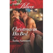 Christmas in His Bed by Sasha Summers