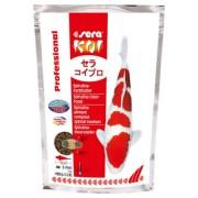 Hrana koi mari, granule, Sera Koi Spirulina Color 1kg, 7032