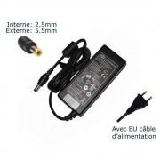 AC Adaptateur secteur pour Asus Asus G551JM-CN013D G551JM-CN075H G551JM-CN102H G551JM-CN105H G551JM-CN140H chargeur ordinateur portable, adaptateur