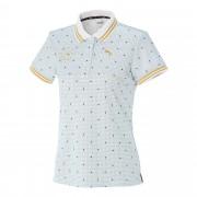 プーマ W SS ポロシャツ ウィメンズ bright white