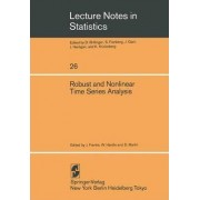 Robust and Nonlinear Time Series Analysis by J. Franke