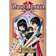 Buso Renkin: Volume 4 by Nobuhiro Watsuki