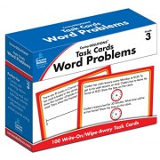 Task Cards: Word Problems Grade 3 Board Game