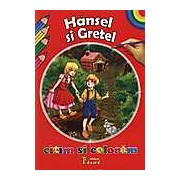 Citim si Coloram: Hansel si Gretel
