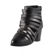 Womens Emerge Olivia Ankle Boot - Black