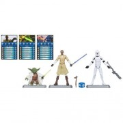 Star Wars the Clone Wars Battle Packs ? Stop the Zillo Beast Set by Star Wars