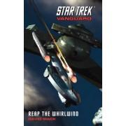 Vanguard #3: Reap the Whirlwind by David Mack