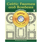 Celtic Frames and Borders by Dover Publications Inc