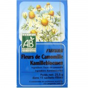 Tisane Floradix Fleurs de Camomille
