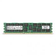 Kingston Technology Kingston KVR16R11D4/16I RAM 16Go 1600MHz DDR3 ECC Reg CL11 DIMM 240-pin, Certifié Intel