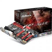 MB ASRock Z87 Killer, Sc LGA1150, Intel Z87, 4xDDR3, VGA
