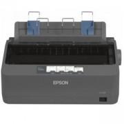 Матричен принтер Epson LX-350, 9 pins, 80 columns, 128 kB included, C11CC24031