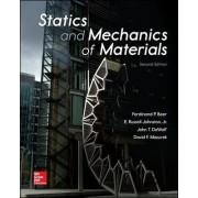 Statics and Mechanics of Materials by Ferdinand Beer