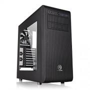 Thermaltake Mid Tower CORE V31 Case per PC, Nero