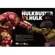 Vengadores La Era de Ultrón Pack de 2 Estatuas Egg Attack Hulkbuster vs. Hulk 27 cm
