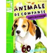 Animale de companie - Carte cu stickere. Animal Planet