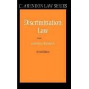 Discrimination Law by Sandra Fredman