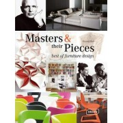 Masters & Their Pieces - Best of Furniture Design by Manuela Roth