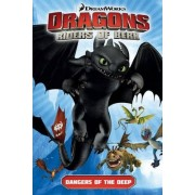 DreamWorks' Dragons: Dangers of the Deep (How to Train Your Dragon TV) Volume 2 by Simon Furman