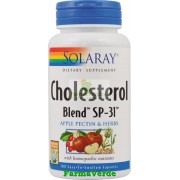 Cholesterol Blend 100 Cps Solaray-Secom