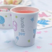 Tiny Feet Paper Cups