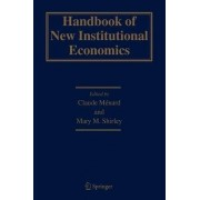 Handbook of New Institutional Economics by Claude Menard