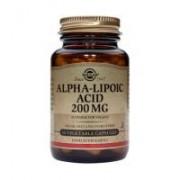 Alpha-lipoic acid 200 mg 50cps SOLGAR