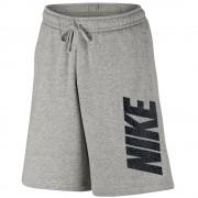 Bermuda Nike Moletom NSW FLC GX
