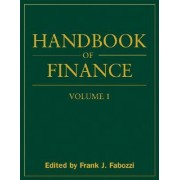 Handbook of Finance: v. 1 by Frank J. Fabozzi