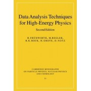 Data Analysis Techniques for High-energy Physics by M. Regler