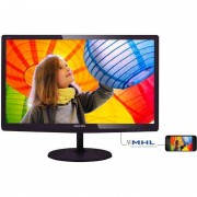 Monitor LED Philips 247E6QDAD/00 23.6 inch 5ms Black