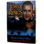 Lord of the Rings Card Game Theme Starter Deck Battle of Helms Deep Legolas