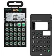 Teenage Engineering: PO-12 Rhythm Pocket Operator + Silicone Case Bundle
