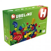 Hubelino Marble Run Large Set 120pcs Age 3+ (100% Compatible With Duplo)