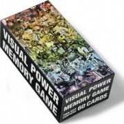 Visual Power Memory Game by Miekke Gerritzen