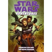 Star Wars Adventures: Princess Leia and the Royal Ransom v. 2 by Jeremy Barlow