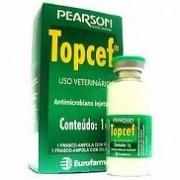 TOPCEF 1g (CEFTIOFUR) - 20ml