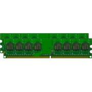 Mushkin 4GB DDR2 PC2-6400 Kit 4GB DDR2 800MHz memoria